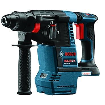 """Bosch GBH18V-26 Bare-Tool 18V Lithium-Ion Brushless 1"""" SDS-plus Bulldog Rotary Hammer"""