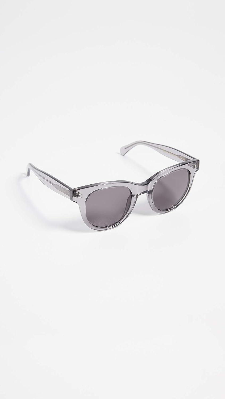 Amazon.com: Illesteva Womens Sicilia Sunglasses, Grey, One ...