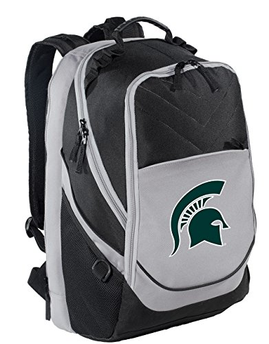 Broad Bay Michigan State University Backpack Michigan State Laptop Computer -