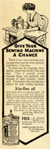 1918-ad-3-in-one-oil-sewing-machine-maintenance-handy-can-lubricate-clean-polish-original-print-ad