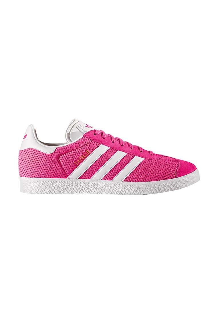 Adidas Originals Gazelle, Zapatillas de Deporte Unisex Adulto 36 EU Rosa (Rosa/Wei?)