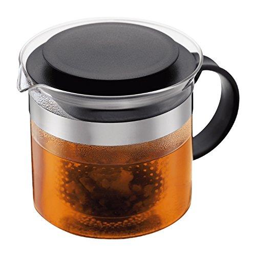 Bodum Bistro Nouveau Tea Pot, 51-Ounce