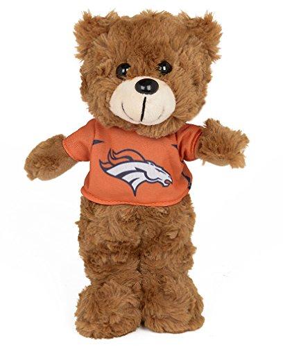 NFL Denver Broncos 2015 Fuzzy Uniform Bear