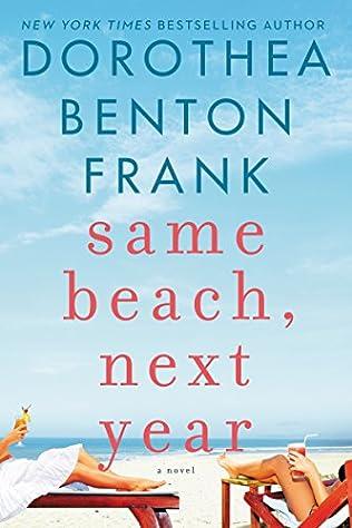 book cover of Same Beach, Next Year
