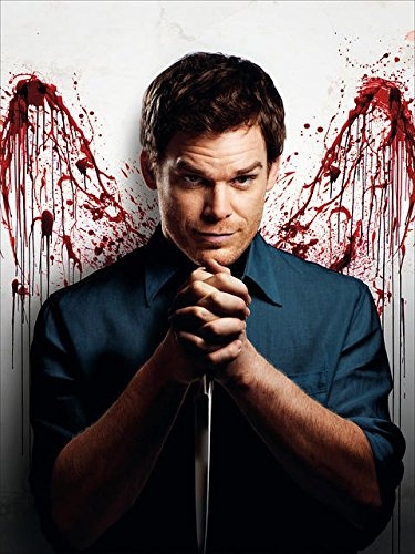 Dexter Season 6 7 8 poster 32 inch x 24 inch / 17 inch x 13 inch