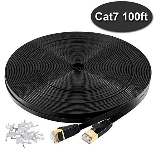 Cable Red Cat7 10GBPS 600MHZ 1x30mt HQGC -7HDZVSXL