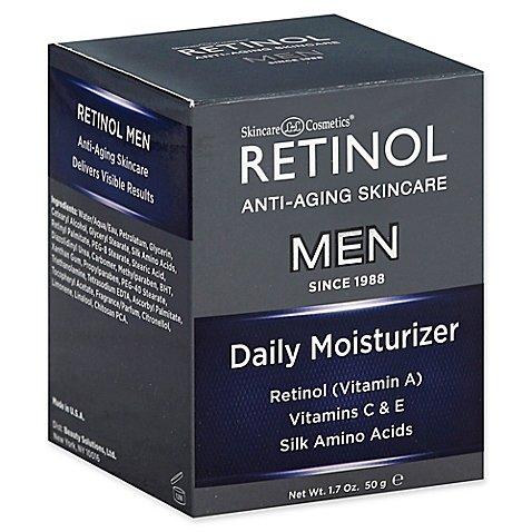 Price comparison product image Skincare L De L Cosmetics Retinol Daily Moisturizer for Men 1.7 oz