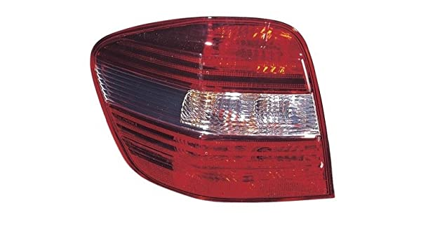 NEW TAIL LIGHT ASSEMBLY REAR LEFT FITS 2006-2011 MERCEDES-BENZ ML350 1649060900