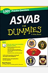 1,001 ASVAB Practice Questions For Dummies (+ Free Online Practice) Kindle Edition