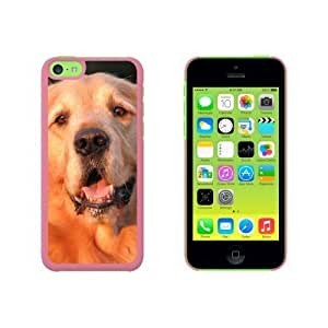 Golden Retriever Dog Snap On Hard Protective For SamSung Galaxy S3 Phone Case Cover - Pink