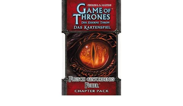 Game of Thrones: Der Eiserne Thron LCG Fleischgewordenes Feuer ...