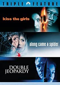 Edge of Your Seat Collection (Kiss the Girls / Along Came a Spider / Double Jeopardy)