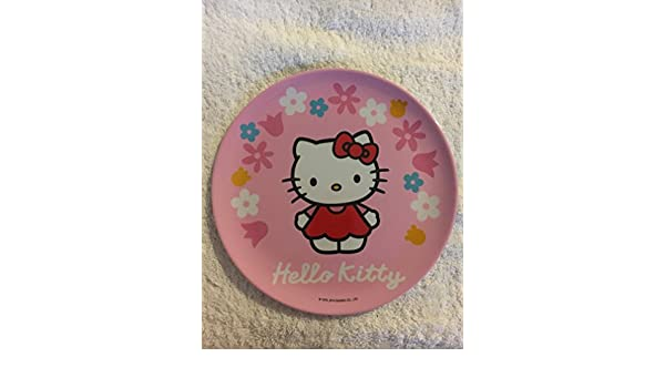 Trudeau 6516010H Hello Kitty So Lovely Placa melamina, 20 x 15 x 5 cm: Amazon.es: Hogar