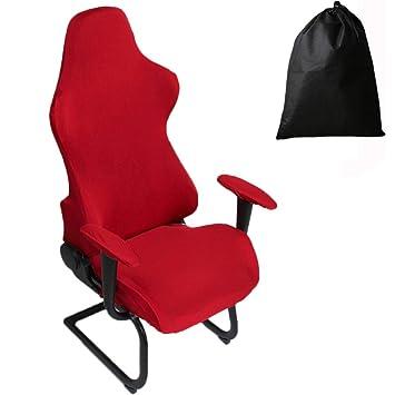 Amazon.com: LJNGG - Funda protectora para silla de oficina o ...