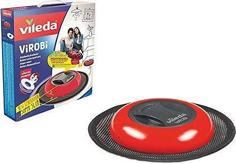 Vileda Virobi Slim polvo accesorio Robot Mein Design Virobi Slim: Amazon.es: Hogar