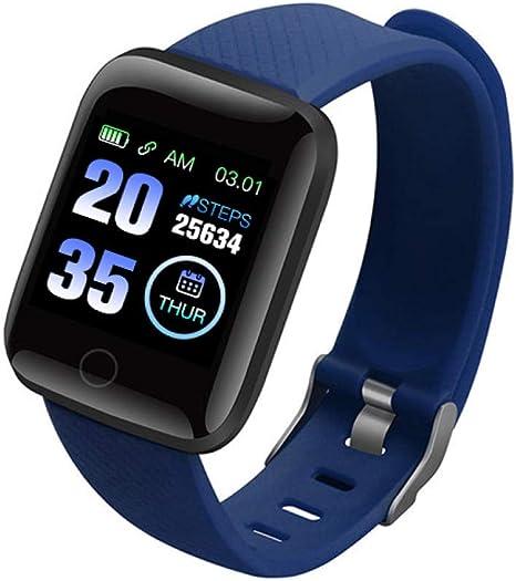 wojiaxiaopu Reloj Digital Smart Android Pulsera Deportes Fitness ...