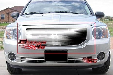 APS d85346 a pulido aluminio billet rejilla de repuesto para Select modelos Dodge Caliber: Amazon.es: Coche y moto