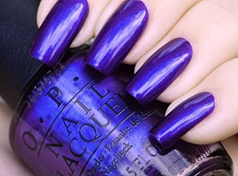 OPI Limited Edition Skyfall James Bond Collection Nail Polish Lacquer - Tomorrow Never Dies (15ml)