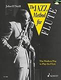 The Jazz Method for Flute, John O'Neill, 0946535248