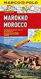 MARCO POLO Kontinentalkarte Marokko 1:800.000 (MARCO POLO Kontinental/Länderkarten)