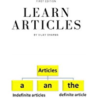 Learn Articles of English Language: English Grammer (English Edition)