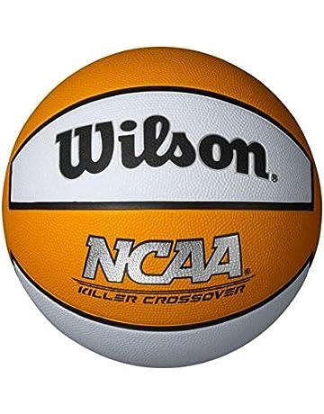 797ed6042 Wilson Killer Crossover Basketball, Orange/White, Intermediate - 28.5