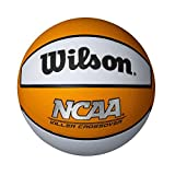 Wilson NCAA Killer Crossover Basketball is made with an Optima rubber cover and designed for consistent performance for the recreational player. The super wide channels increase player's grip and control. The basketball is can be used for ind...