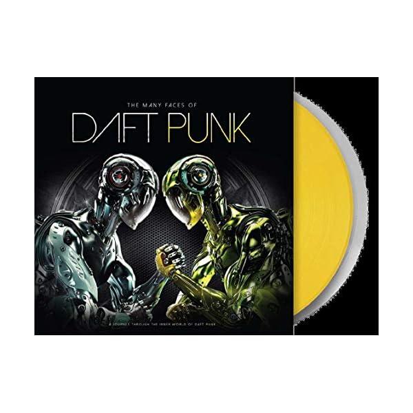 vinile the many faces of daft punk album