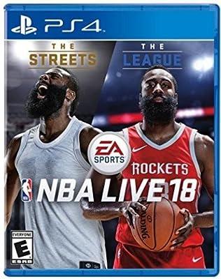 NBA LIVE 18: The One Edition - PlayStation 4: Amazon.es: Videojuegos