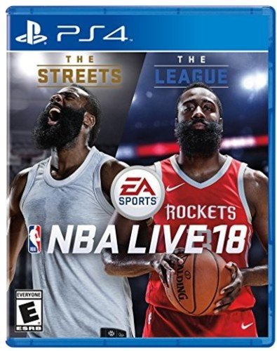NBA LIVE 18: The One Edition - PlayStation - Game Ncaa Baseball