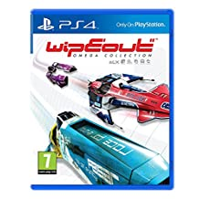 Wipeout: Omega Collection (PS4) (UK)