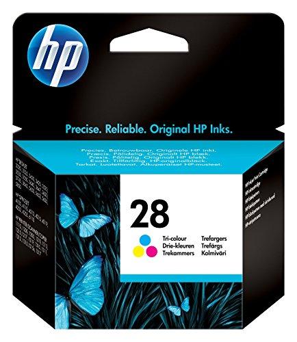 HP 28 | Ink Cartridge | Tri-color | - 28 Ink Compatible Cartridges