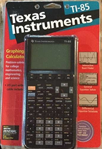 Texas Instruments TI-85 Advanced Graphing Scientific Calculator by Texas Instruments