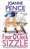 Four O'Clock Sizzle: An Inspector Rebecca Mayfield Mystery (The Rebecca Mayfield Mysteries Book 4)