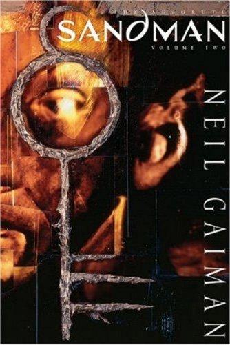 Absolute Sandman Book 2 (2007) Dave McKean Cover