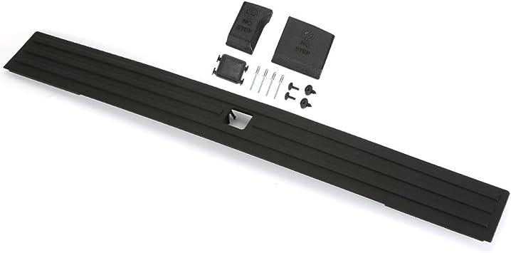 Flex Step Upper Black Plastic Center Trim Molding Black for Ford Pickup Truck