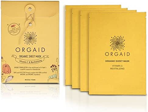 Facial Treatments: Orgaid Sheet Mask