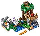 LEGO Minecraft The Skeleton Attack 21146 Building Kit (457 Piece)