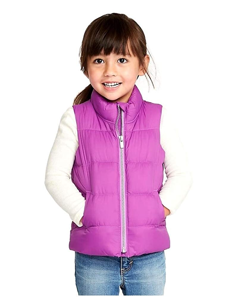 Old Navy Fall - Winter Frost-Free Vest for Toddler Girls!