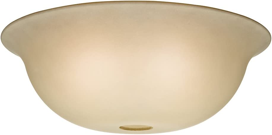Casablanca 99058 Standard Shape Glass Bowl for 99023 Tea Stain Casablanca Fan Company