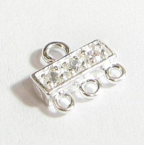 Sterling Silver Closure - 4