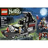LEGO: Monster Hunters: The Vampyre Hearse