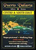 Puerto Vallarta Walking Map: Centro & South Coast