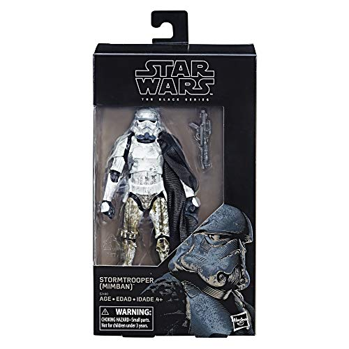 Star Wars The Black Series 6 Stormtrooper (Mimban) -