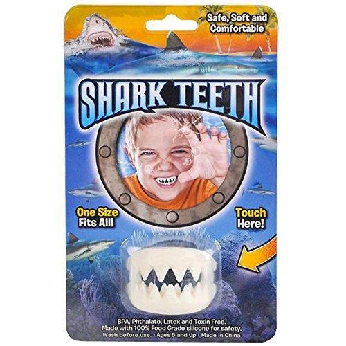 Great White Shark False Teeth Set -