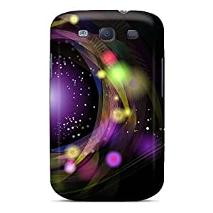 Anti-scratch And Shatterproof 3d Space Phone Cases For Galaxy S3/ High Quality Cases