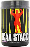 Universal Nutrition BCAA Stack - Branched Chain Amino Acids with Glutamine, Grape Splash