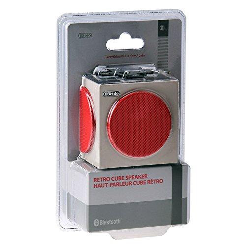 8Bitdo Retro Cube Bluetooth Speaker
