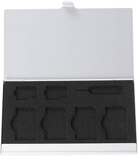 Hemobllo 1 pc Caja de Soporte de Tarjeta sim Caja de ...