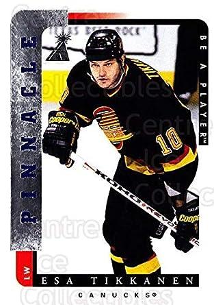 d14865d85 Amazon.com  (CI) Esa Tikkanen Hockey Card 1996-97 Be A Player (base ...